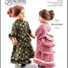 1870-01 ~ 1870s Bustle Dress