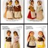 1750-01 ~ Shortgown Set