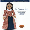 1770-01 ~ En Forreau' Gown