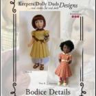 KDD-14-16 ~ Bodice Details