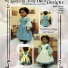 KDD-12 ~ Civil War Dress and Apron