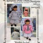 KDD-13 ~ Reefer Jacket