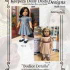 KDD-14 ~ Bodice Details