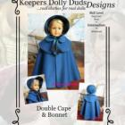KDD-18 ~ Double Cape and Bonnet