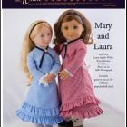 1880-01 ~ Mary and Laura
