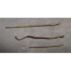 Medieval Iron Needle