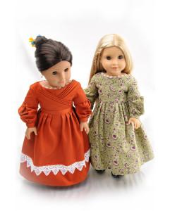 "Thimbles and Acorns Pattern #1830-02 ""Sarah Hale"""