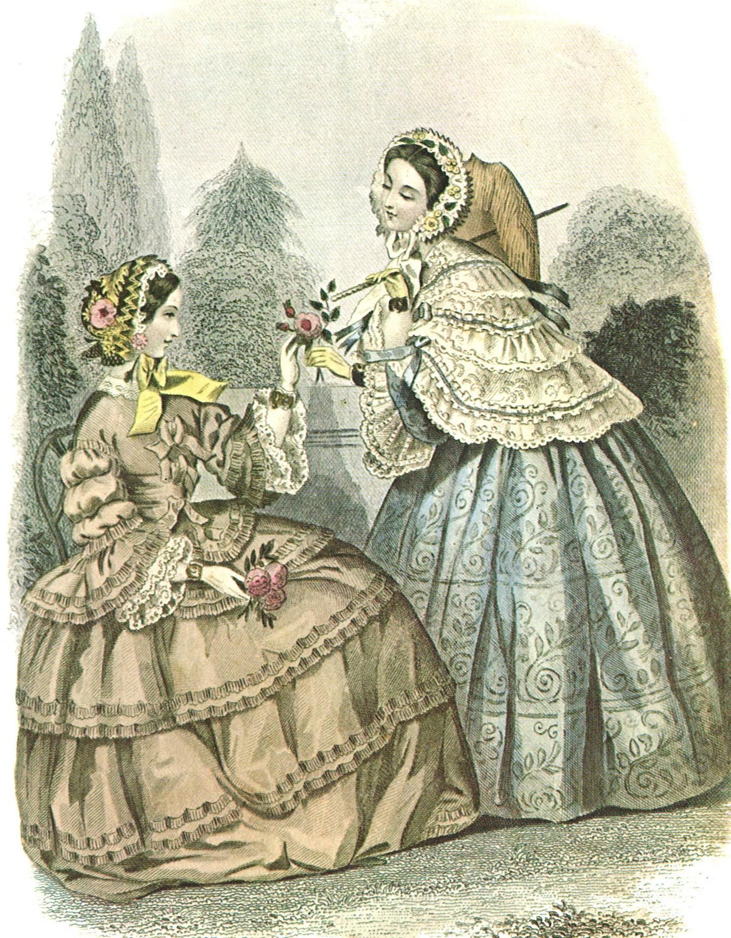 godeys-ladys-book-18551