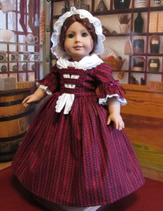 KDD20 Colonial Day Dress