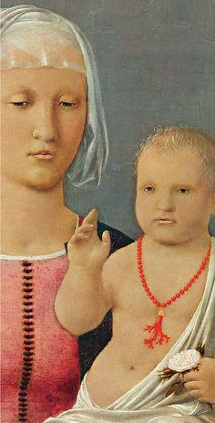 Madonna di Senigallia, Piearo della Francesca, 1474, Galleria Nazionale delle Marche, Urbino.