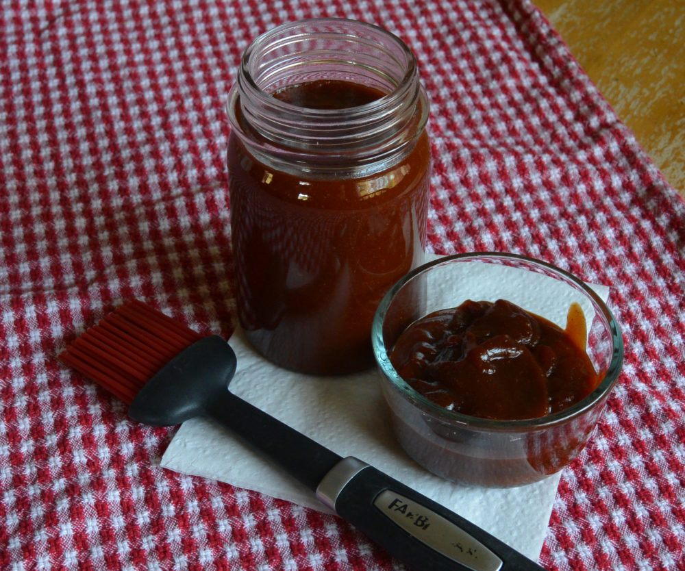Sweet and Zesty Barbecue Sauce